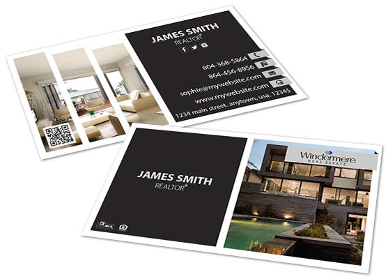 Windermere Real Estate Business Cards | Windermere Business Card