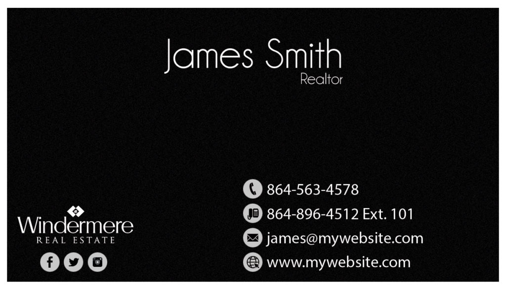 windermere real estate business cards 28 windermere business card