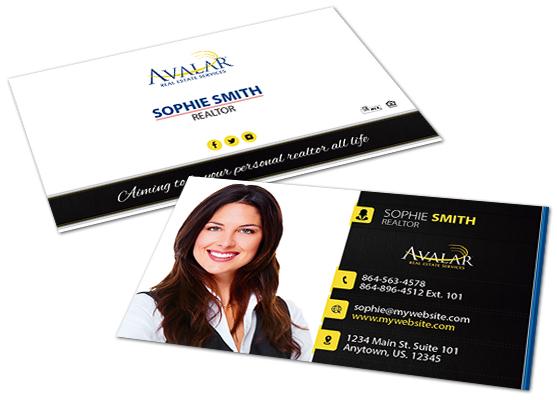 Avalar Business Cards | Avalar Business Card Templates, Avalar Business Card designs, Avalar Business Card Printing, Avalar Business Card Ideas