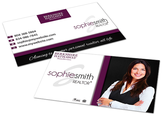 Berkshire Hathaway Business Cards | Berkshire Hathaway Business Card Templates, Berkshire Hathaway Business Card designs, Berkshire Business Card Printing, Berkshire Hathaway Business Card Ideas