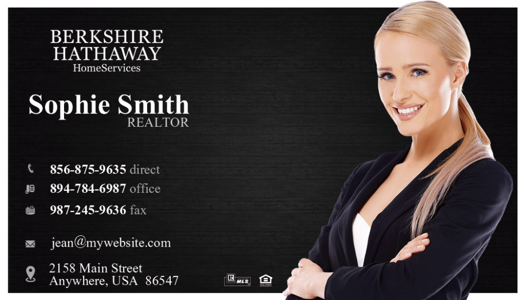berkshire hathaway business cards 01 templates