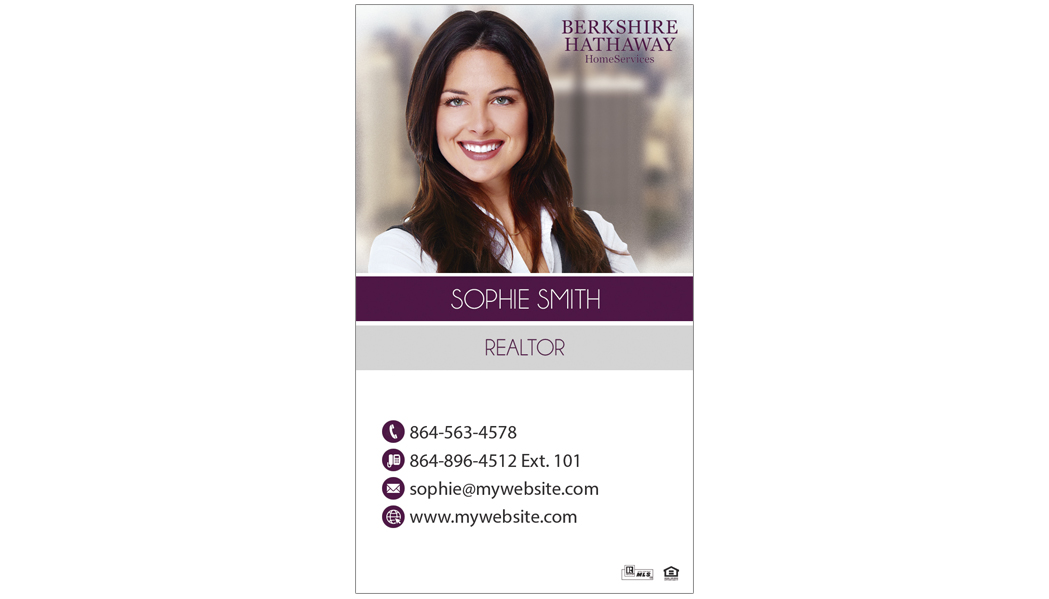 Berkshire Hathaway Business Cards 30 Templates