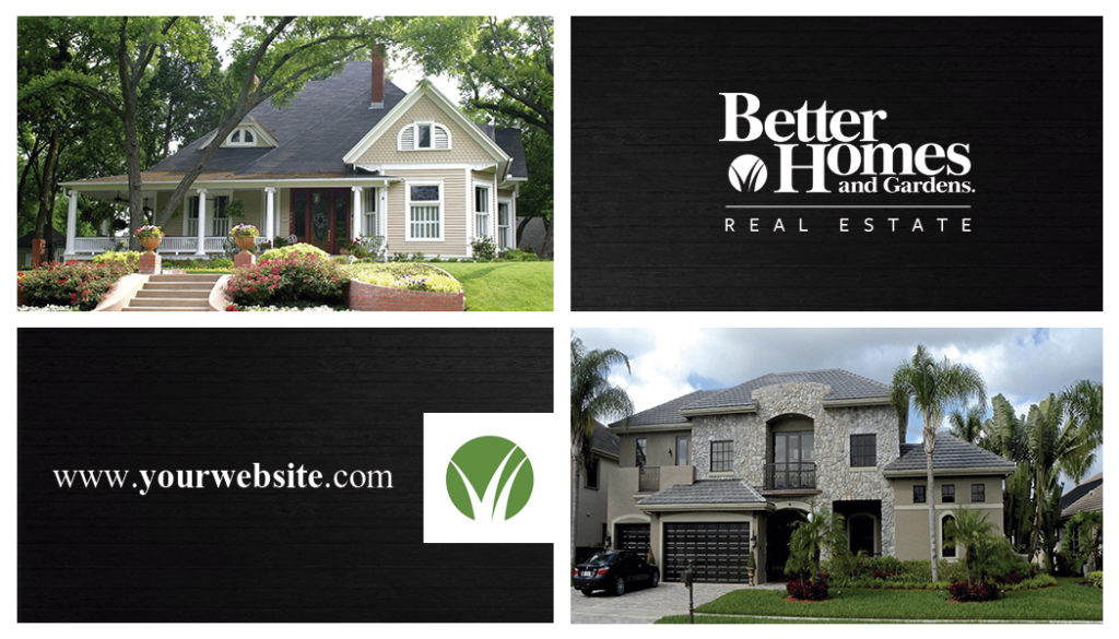 Better homes and gardens business cards 05 templates Bhg homes