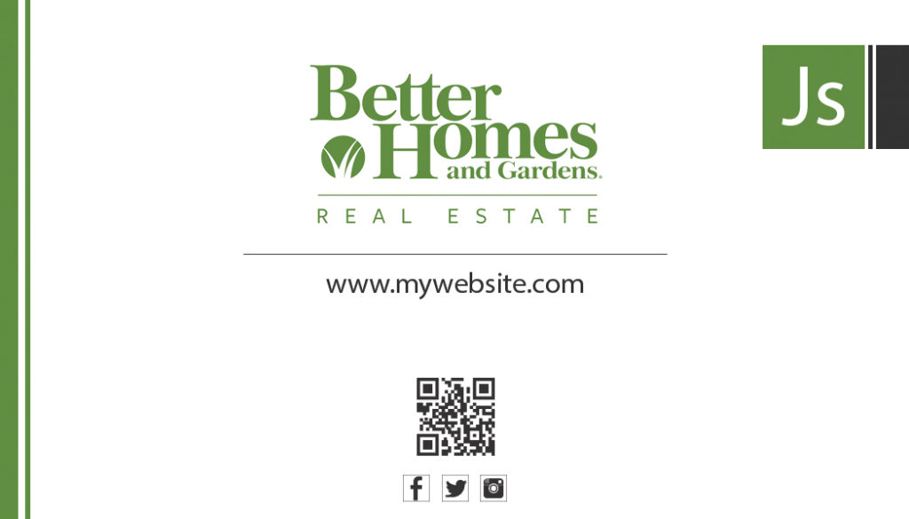 Better Homes And Gardens Business Cards 16 Templates