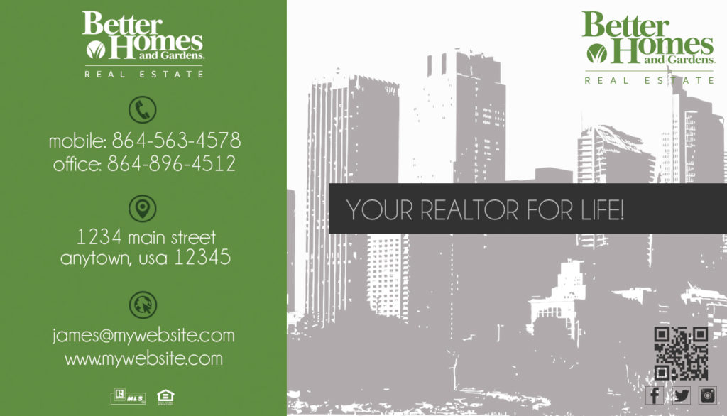 Better Homes And Gardens Business Cards 07 Templates