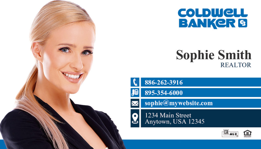 Coldwell Banker Business Cards 01 | Coldwell Banker Business Cards