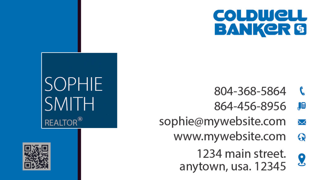 Coldwell Banker Business Cards 11 Coldwell Banker