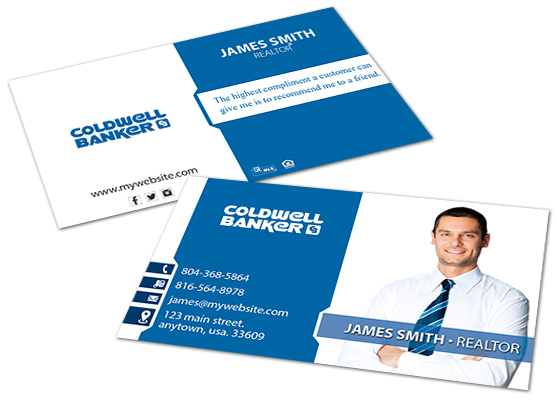 Coldwell Banker Business Cards Coldwell Banker Business Card - Coldwell banker business card template