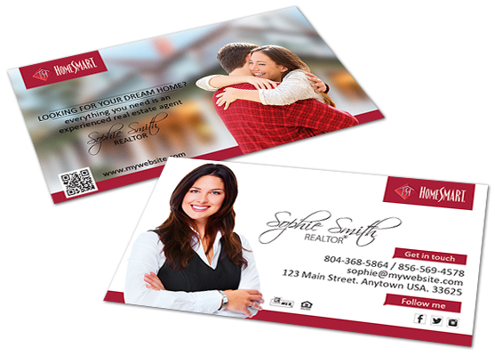HomeSmart Business Cards | HomeSmart Business Card Templates, HomeSmart Business Card Designs, HomeSmart Business Card Printing, HomeSmart Business Card Ideas