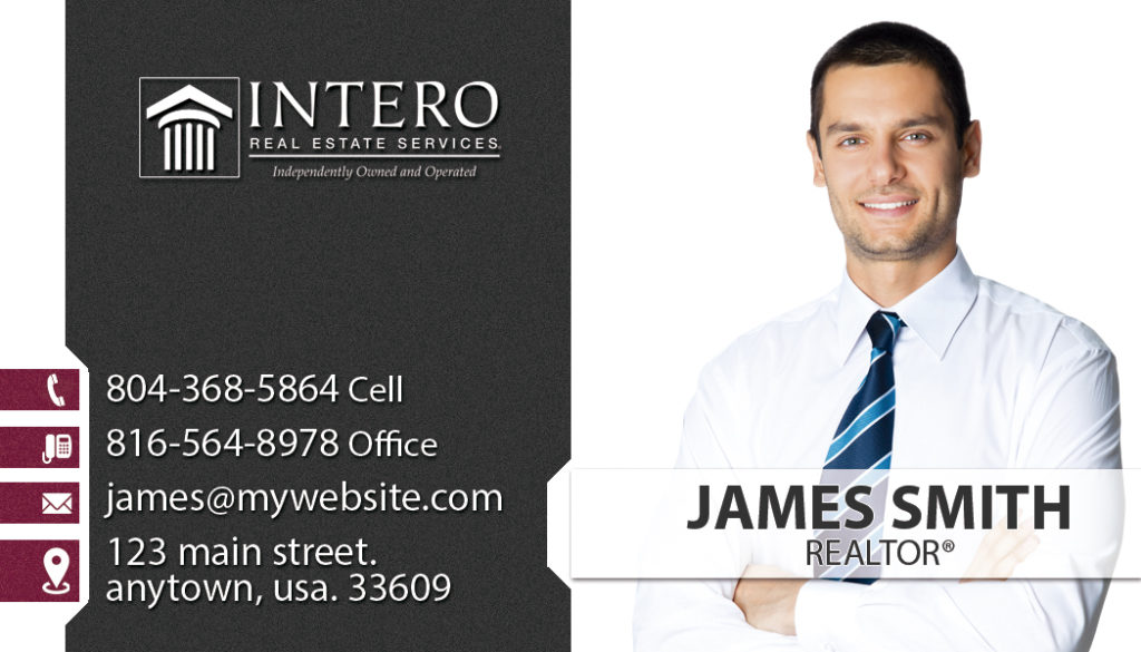 Intero Real Estate Business Cards, Intero Real Estate Business Card Templates, Intero Real Estate Business Card Ideas, Intero Real Estate Business Card Printing, Intero Real Estate Business Card Designs, Intero Real Estate Business Card New Logo