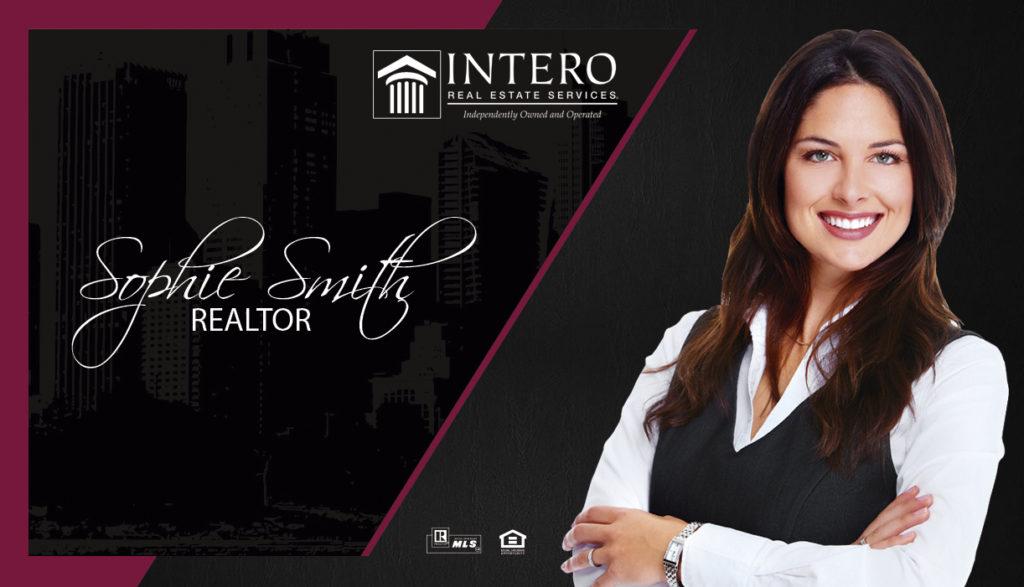 Intero Real Estate Business Cards 26 | Intero Real Estate Business Card