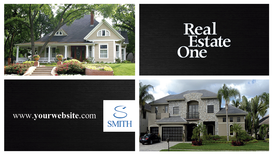 Real Estate One Business Cards Unique Real Estate One