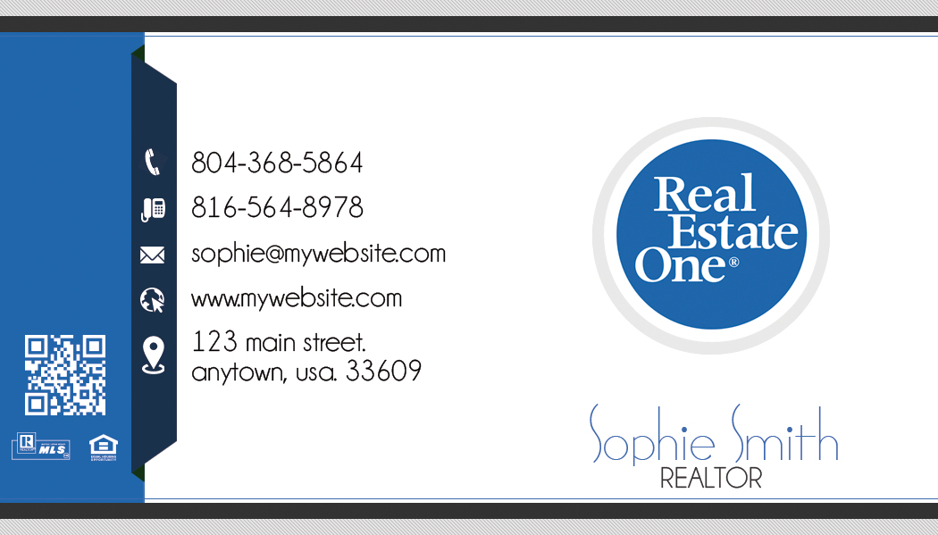 Real Estate One Business Cards 14 | Real Estate One Business Cards