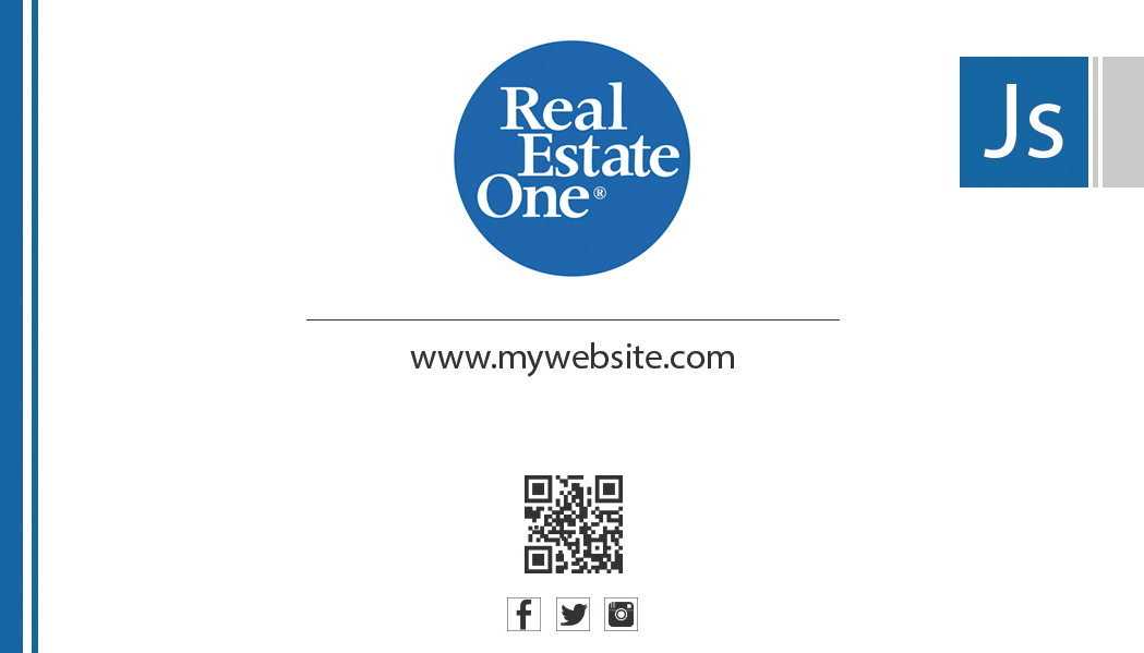 Real estate one business cards 16 real estate one for Unique real estate business cards