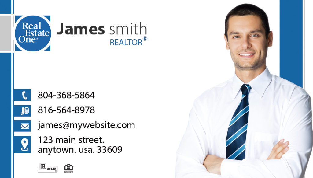 Real Estate One Business Cards 16 | Real Estate One Business Cards