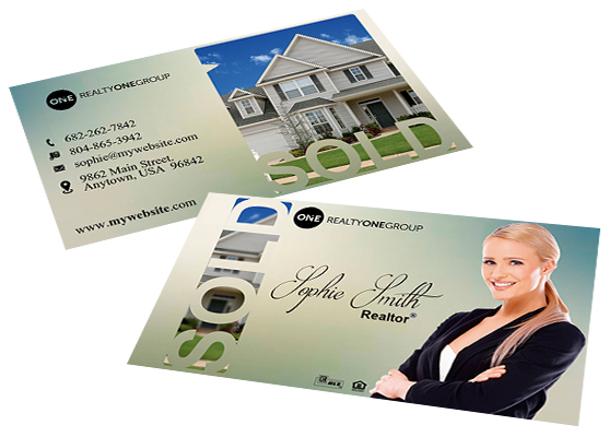 Realty One Group Business Cards, Realty One Group Business Card Templates, Realty One Group Business Card designs, Realty One Group Business Card Printing, Realty One Group Business Card Ideas