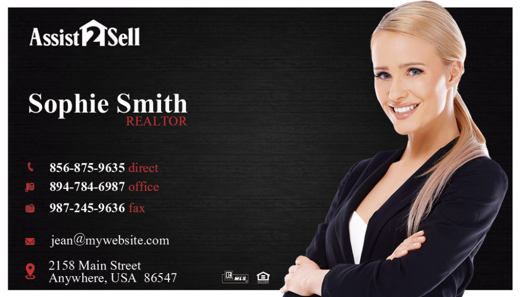 Assist 2 Sell Business Cards 05 | Assist 2 Sell Business Card ...