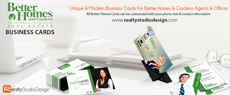 Better Homes Gardens Business Card | Unique Better Homes Gardens Business Card, Business Cards For Better Homes Gardens Agents, Better Homes Gardens Business Card Templates