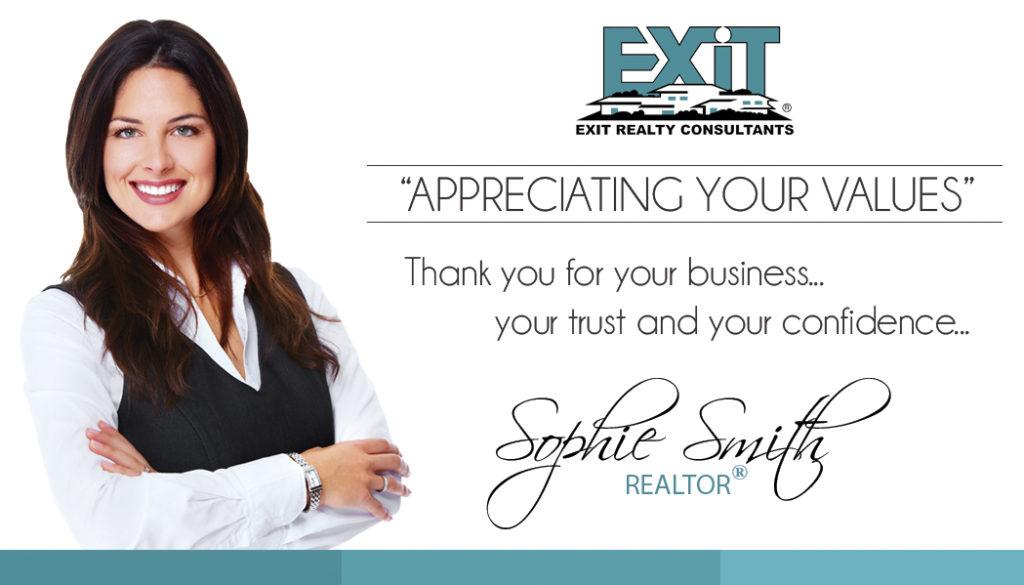 Exit Realty Business Cards Unique Best