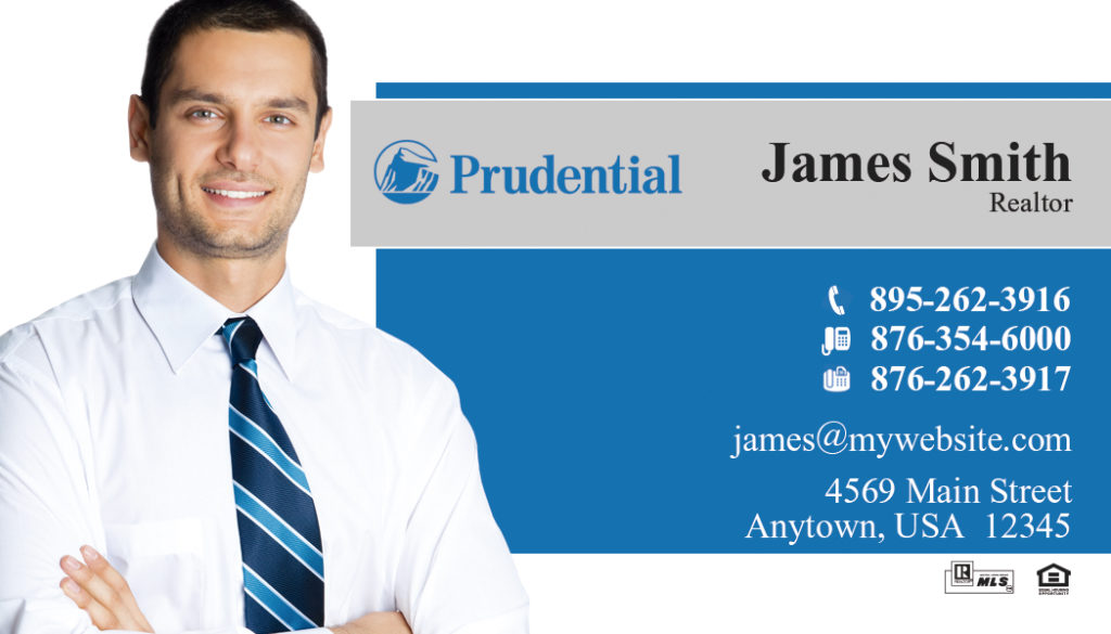Prudential business card prudential business card ideas prudential business cards rsd pru 102 reheart Image collections