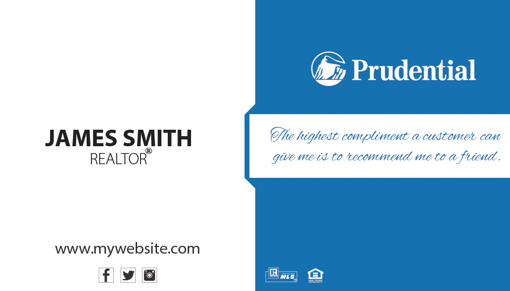 Merrill Corporation Business Cards Prudential - Best Business 2017