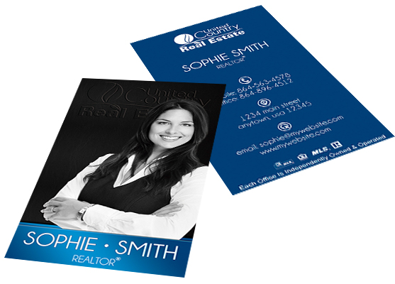 United Country Business Cards | United Country Business Card Templates, United Country Business Card designs, United Country Business Card Printing, United Country Business Card Ideas