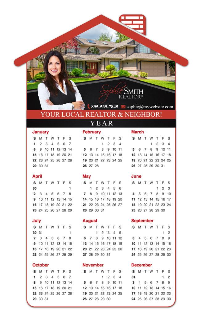 Real Estate Calendars | Real Estate Calendar Magnets, Real Estate Magnetic Calendars, Real Estate Promotional Calendars, Real Estate Refrigerator Magnets