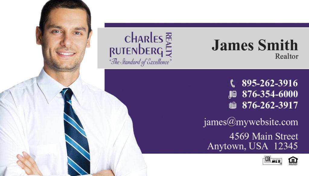 Charles Rutenberg Business Card 02   Charles Rutenberg Business Card