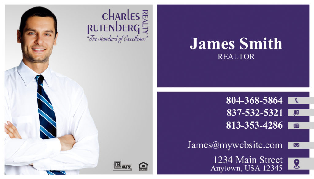 Charles Rutenberg Business Card 03 | Charles Rutenberg Business Card