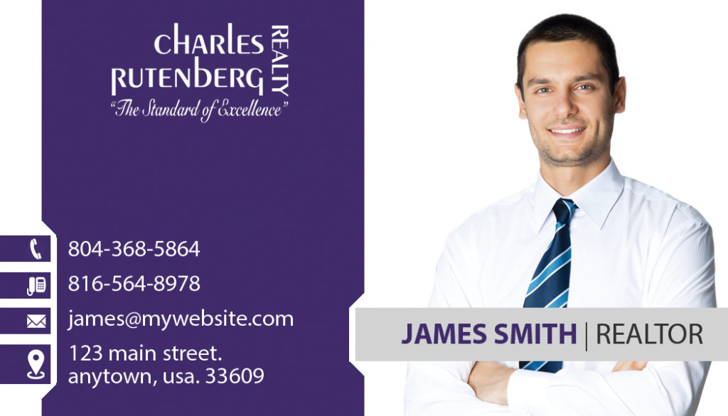 Charles Rutenberg Business Card 17 | Charles Rutenberg Business Card