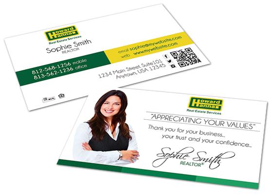Howard Hanna Business Cards | Howard Hanna Business Card Templates, Howard Hanna Business Card designs, Howard Hanna Business Card Printing, Howard Hanna Business Card Ideas