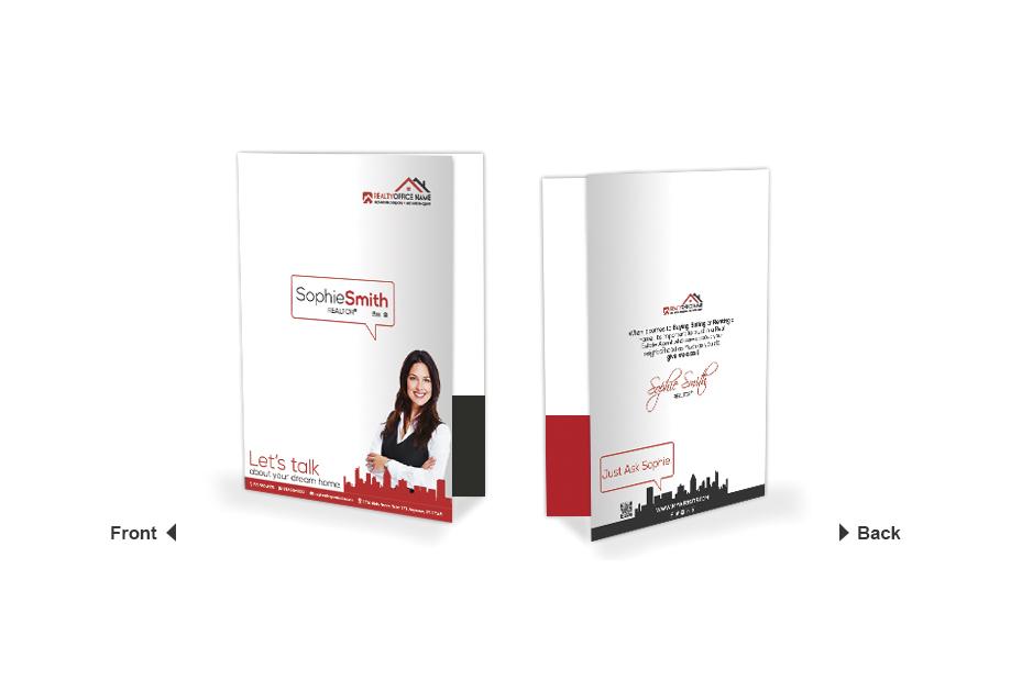 Real Estate Folder 06 Real Estate Folder Template 06 Realtor