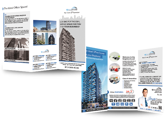 Real Estate Brochure, Real Estate Marketing Brochure, Realtor Brochure, Real Estate Brochure Design Ideas, Real Estate Brochure Content, Luxury Real Estate Brochures, Office Brochure, Property Management Brochure, Office Space Brochure, Rental Properties Brochure, Commercial Brochure