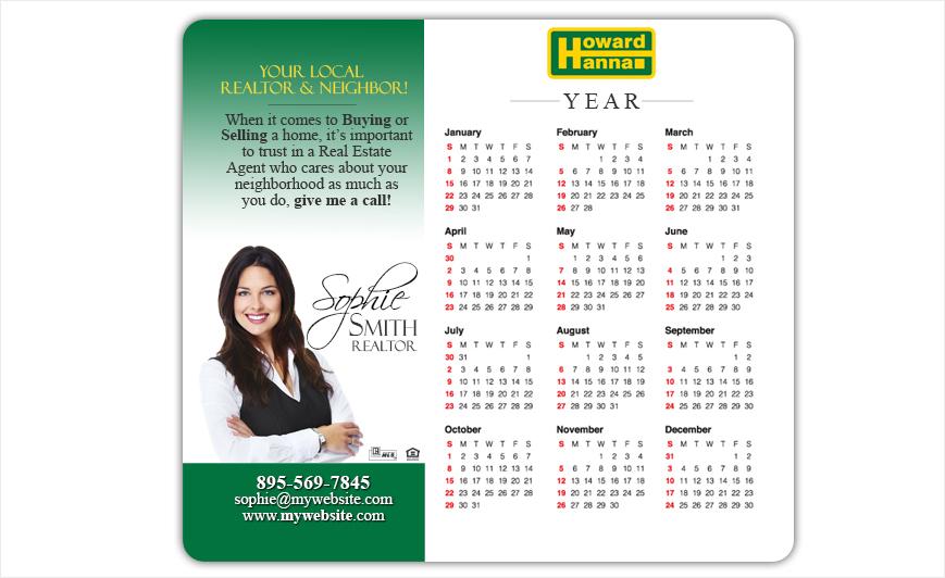 Howard Hanna Calendar Magnets | Howard Hanna Calendar Magnet Templates, Howard Hanna Calendar Magnet Printing, Howard Hanna Calendar Magnet Ideas