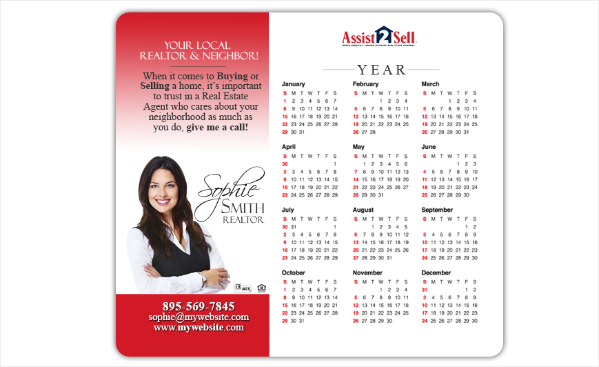 Assist 2 Sell Calendar Magnets | Assist 2 Sell Calendar Magnet Templates, Assist 2 Sell Calendar Magnet Printing, Assist 2 Sell Calendar Magnet Ideas