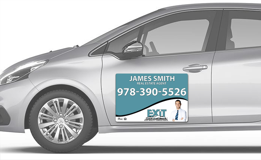 Exit Realty Car Magnets | Exit Realty Car Magnet Templates, Exit Realty Car Magnet Printing, Exit Realty Car Magnet Ideas