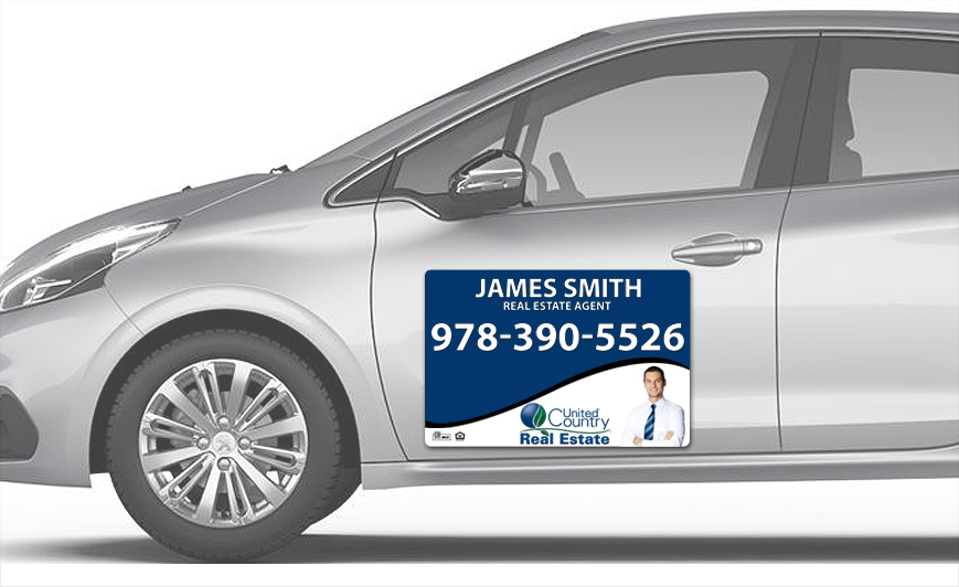 United Country Car Magnets | United Country Car Magnet Templates, United Country Car Magnet Printing, United Country Car Magnet Ideas
