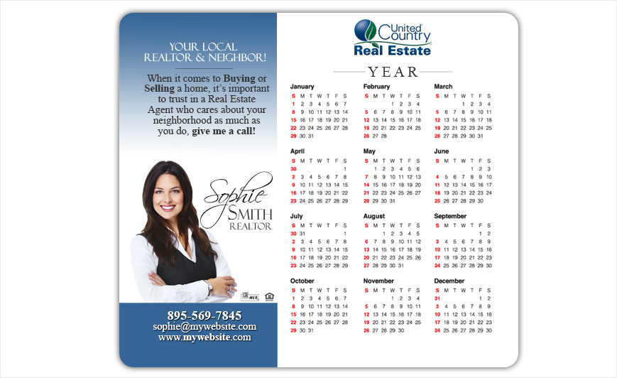 United Country Calendar Magnets   United Country Calendar Magnet Templates, United Country Calendar Magnet Printing, United Country Calendar Magnet Ideas