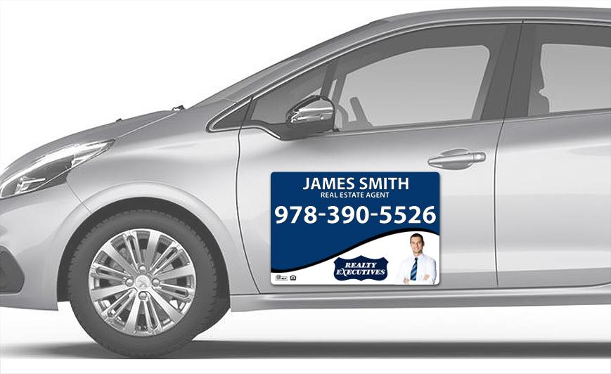 Realty Executives Car Magnets | Realty Executives Car Magnet Templates, Realty Executives Car Magnet Printing, Realty Executives Car Magnet Ideas