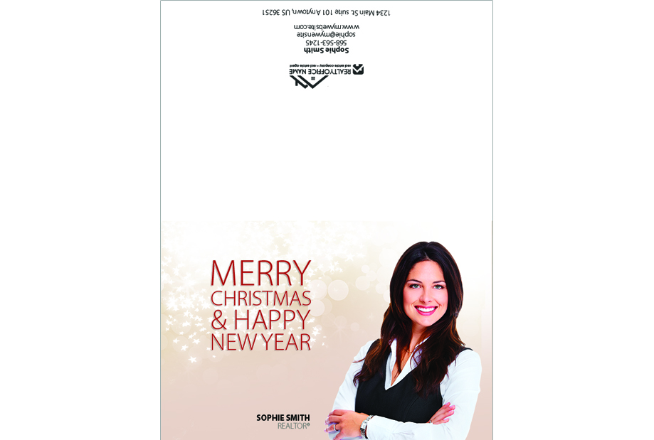 Real Estate Holiday Greeting Cards, Real Estate Christmas Greeting Cards, Realtor Holiday Greeting Cards, Realtor Christmas Greeting Cards