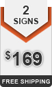 ○ Add 2 Signs