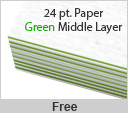 ○ Add Green Middle Layer