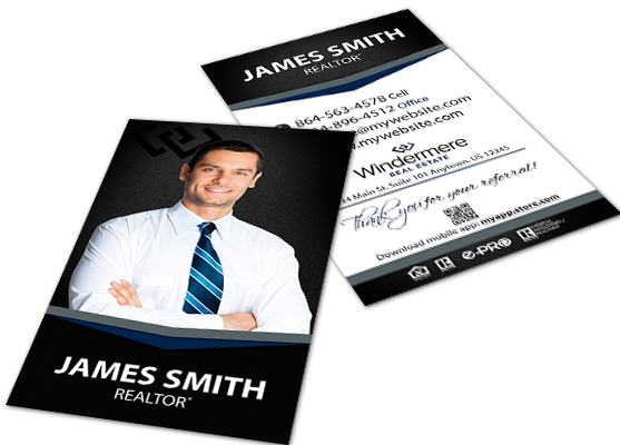 Windermere Real Estate Business Cards | Windermere Real Estate Business Card Templates, Windermere Real Estate Business Card Printing, Windermere Real Estate Designs, Windermere Real Estate Business Card Ideas