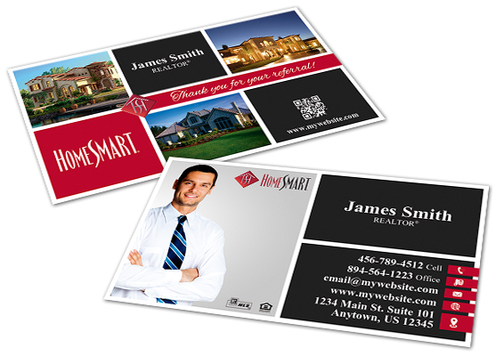 Home Smart Business Cards | HomeSmart Business Card Templates, HomeSmart Business Card Designs, HomeSmart Business Card Printing, HomeSmart Business Card Ideas
