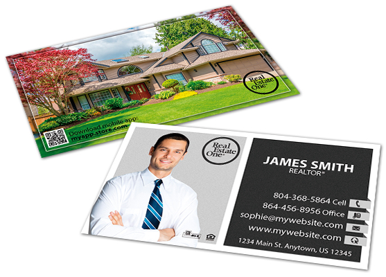 Real Estate One Business Cards | Real Estate One Business Card Templates, Real Estate One Business Card designs, Real Estate One Business Card Printing, Real Estate One Business Card Ideas