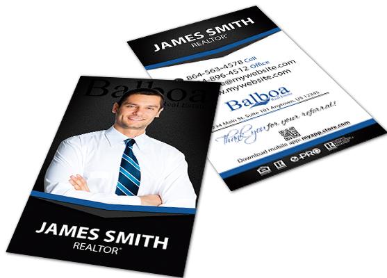 Balboa Real Estate Business Cards, Balboa Real Estate Business Card Templates, Balboa Real Estate Business Card designs - Balboa Business Card Printing, Balboa Real Estate Business Card Ideas