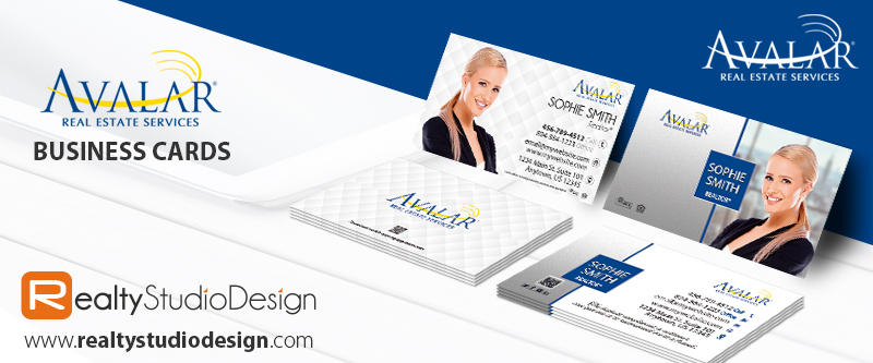Avalar Real Estate Cards | Avalar Cards, Avalar Realtor Cards, Avalar Agent Cards, Avalar Broker Cards, Avalar Office Cards