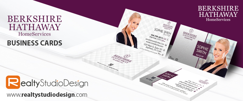 Berkshire Hathaway Cards, Berkshire Cards, Berkshire Realtor Cards, Berkshire Agent Cards, Berkshire Broker Cards, Berkshire Office Hathaway Cards