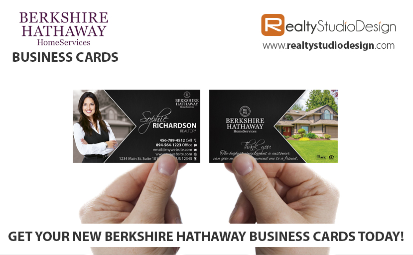 Berkshire Business Cards, Berkshire Realtor Business Cards, Berkshire Agent Business Cards, Berkshire Broker Business Cards, Berkshire Office Cards
