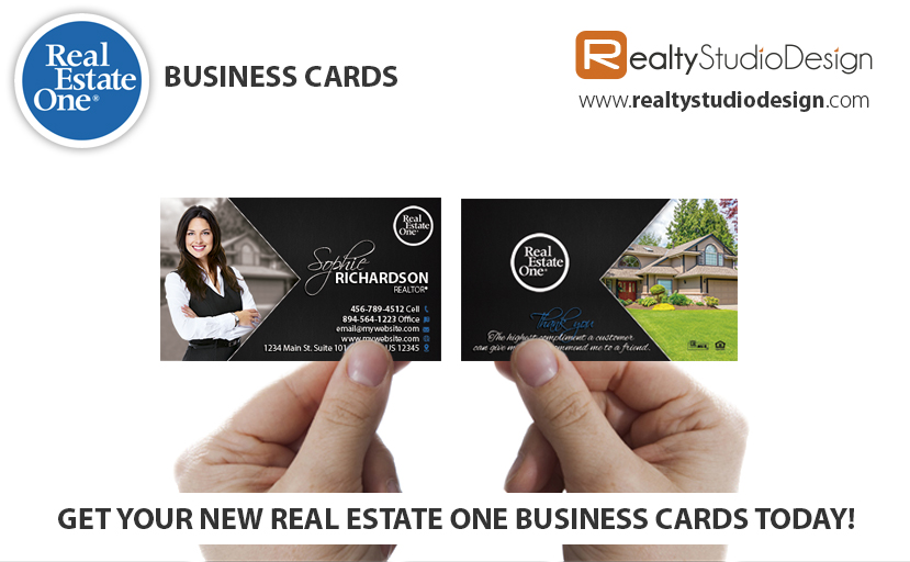 Real Estate One Cards, Real Estate One Realtor Cards, Real Estate One Agent Cards, Real Estate One Broker Cards, Real Estate One Office Cards